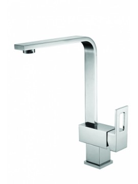 MIXER TAP FLAT (WITH DESIGNER SPRAY)